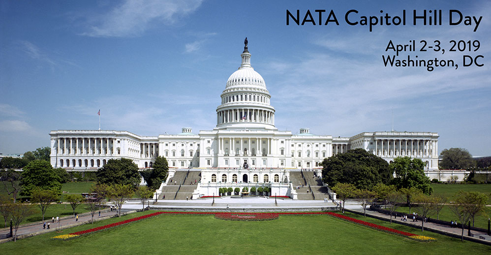 NATA Capitol Hill Day 2019